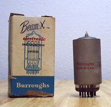 Burroughs Beam-X BX 2000 Electronic Multiposition Switch Tube  NOS  Quantity
