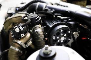 16v Turbo Nockenwellenrad einstellbar VW Golf 2 3 GTI 16V ABF KR PL 9A