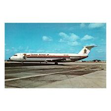 Cayman Airways - BAC 1-11 - Avión Tarjeta postal - Bueno Calidad