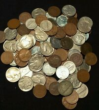 Coin GRAB BAG SPECIAL -  LOT MIXED COINS 60-120 YEARS OLD
