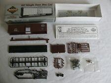 Life Like Proto 2000 HO New York Central 50' Single Door Box Car Kit #21789 NOS