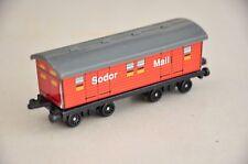 ERTL THOMAS TANK TRAIN SET ENGINE - SODOR MAIL Car Carriage - Excellent