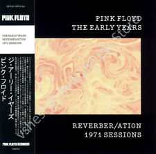 PINK FLOYD THE EARLY YEARS: REVERBER/ATION 1971 SESSIONS CD MINI LP OBI