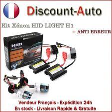 2x Kit ballast xénon H1 LED 55W 6000K Blanc Voiture Feux Phare Lampe - HONDA