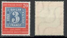 Bundesrepublik 114 mit Plattenfehler F6 ungebraucht mit Falz (821248)