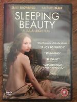Emily Browning SLEEPING BEAUTY ~ 2011 Australian Prostitution Drama Rare UK DVD