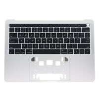 "New Top Case Palmrest & keyboard US for Macbook Pro 13"" 2016 2017 A1706 Silver"