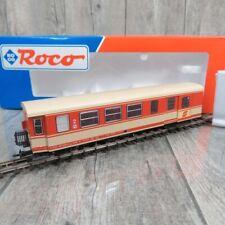 ROCO 34002 - HOe - ÖBB - Personen / Gepäckwagen 4106 - OVP - #A38448