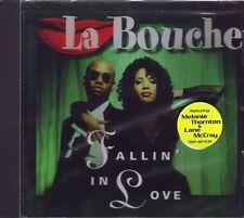 LA BOUCHE  Fallin' In Love  NEW  Maxi CD Single ss  1995  Logic  Darrin Friedman