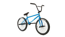 """2018 FIT BIKE CO BMX CORRIERE 20"""" BLUE BICYCLE SUNDAY HARO CULT PRIMO KINK"""