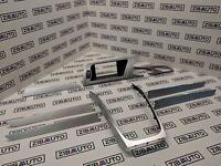 Audi A4 B8 Decorative Interior Trim Strips Aluminum Dash Centre Console Trim RHD