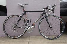 2006 Trek 5200 carbon, repaired, 55cm Ultegra 2x10 Mavic Ksyrium Elite clinchers
