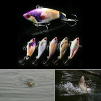 4cm/8.6g Vib Crankbait Lifelike Fishing Lure High Quality Fishing Slow Sinking H