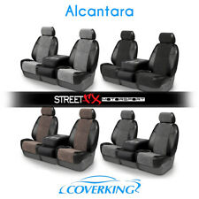 CoverKing Alcantara Custom Seat Covers for Infiniti G35 Coupe