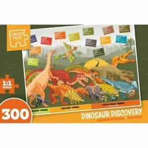 Dinosaur Discovery 300 Piece Jigsaw Puzzle  g3