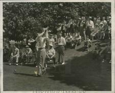 1939 Press Photo Henry Picard at PGA tournament Flushing New York - nes53939