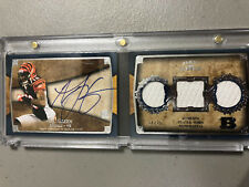 2011 Topps Five Star A.J. Green Auto Book RC 14/35