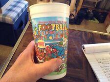 1990 Burger King big sport football cup