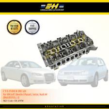Cylinder Head For VW Golf Beetle Passat Jetta Audi A4 AWM AUG 1.8L (06A103351L)