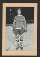 1934-44 Beehive Group I New York Rangers Photos #275 Ott Heller