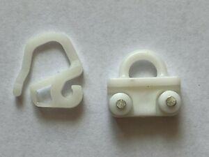 New Genuine IKEA Kvartal Replacement Part Hook & Glider 701.886.83