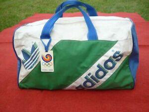 Adidas Sporttasche Vintage Seoul 1988