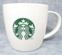 Starbucks Coffee Cup Mug 2013 Mermaid Two Tails