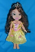Disney Beauty and The Beast  Belle Doll Talking Singing
