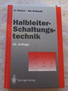 Halbleiterschaltungstechnik Tietze - Schenk