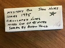 Star Notes lot  of 41 notes