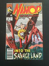 Box 35b, Comic Marvel, Namor The Sub-mariner, # 15 June, Into The Savage Land