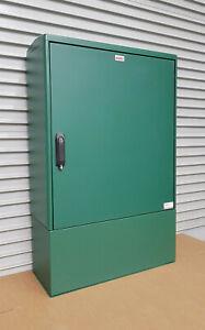 GRP Electric Meter Box W800 x H1250 x D320mm, GRP Enclosure, Kiosk, GRP Cabinet