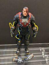 Batman Arkham Origins ELECTROCUTIONER figure loose complete DC Collectibles