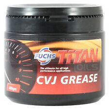 Fuchs TITAN Race CVJ Grease 0.4 Kgs Plastic Container