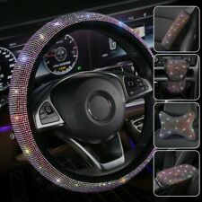 Universal Luxury Colorful Rhinestone Diamond Car Accessories Car Interior Decor