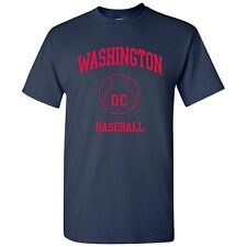 Washington Classic Baseball Arch Unisex T-Shirt