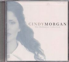 Cindy Morgan THE DEFINITIVE COLLECTION -New, SS 2007 CD