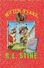 Battle of the Dum Diddys (Rotten School, No. 12) by R.L. Stine