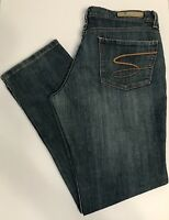 SEVEN7 PremiumDenim Brand Skinny Blue Jeans Women's Size 32