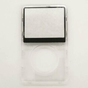 Clear Face Plate For Apple iPod Classic 5th Gen 5.5 Front New Video 30GB 60 80