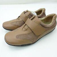 Women's Dr. Scholl's Double Air-Pillo Insoles Comfort Tan Walking Shoe Size 7.5M
