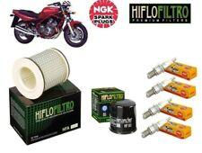 Pack Révision Filtre à Huile/Air Bougies YAMAHA XJ 600 N/ S DIVERSION 1992-2003