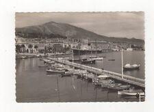 Ajaccio Le Port 1957 RP Postcard 455a