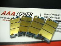 4 x Toner Chip Refill for Konica Minolta Bizhub C200, C203, C253, C353 (TN214)