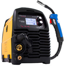 200AMP MIG Welder Inverter Portable Welding Machine MAGNUM 208 Aluminium Brazing