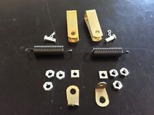 Pins Shims Clips TRIUMPH Spitfire Herald FRONT BRAKE PAD FITTING KIT 1965-81