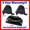 M661 Fit 2000-2001 Jeep Cherokee 4.0L Engine Motor & Transmission Mount Set 3pc