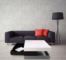Mesas de centro en menos de 60cm color principal negro para el hogar