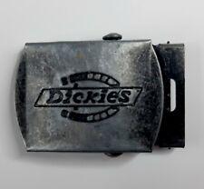 Dickies Vintage Military Style Belt Buckle