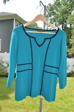 Cable & Gauge women 3/4 sleeve sweater size XL